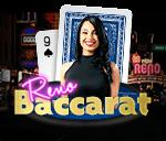 Baccarat No Commission (Reno)