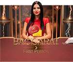 First Person Baccarat